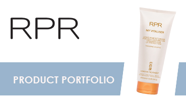 rpr product portfolio