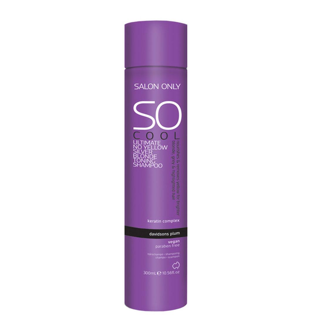 salon only so cool shampoo 300ml