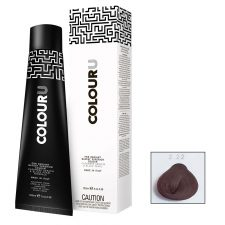 colouru hair colour 100ml shade 2.22