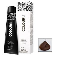 colouru hair colour 100ml shade 4.3
