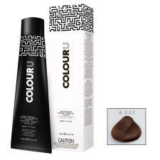 colouru hair colour 100ml shade 6.003