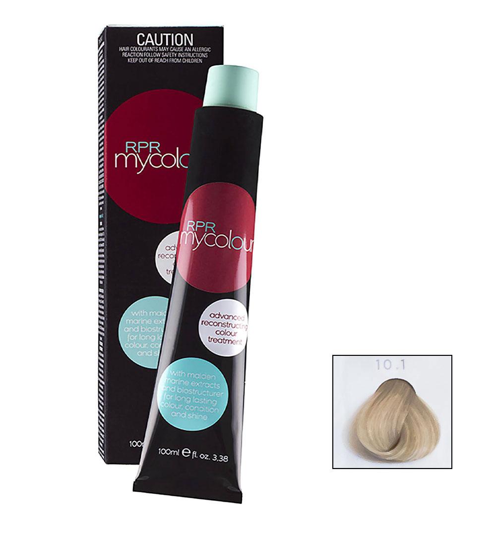 rpr mycolour hair colour 100ml shade 10.1
