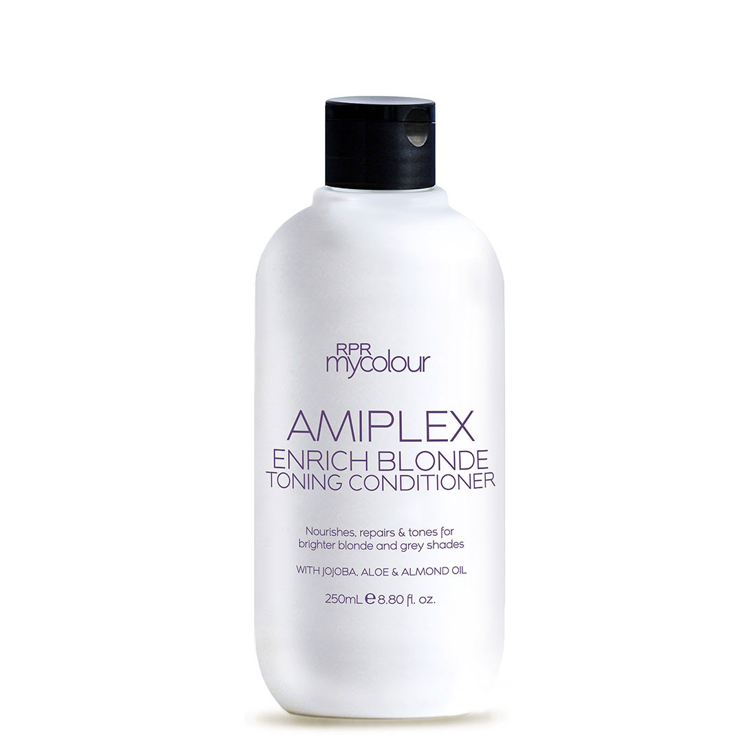 product image rpr amiplex enrich blonde toning conditioner 250ml