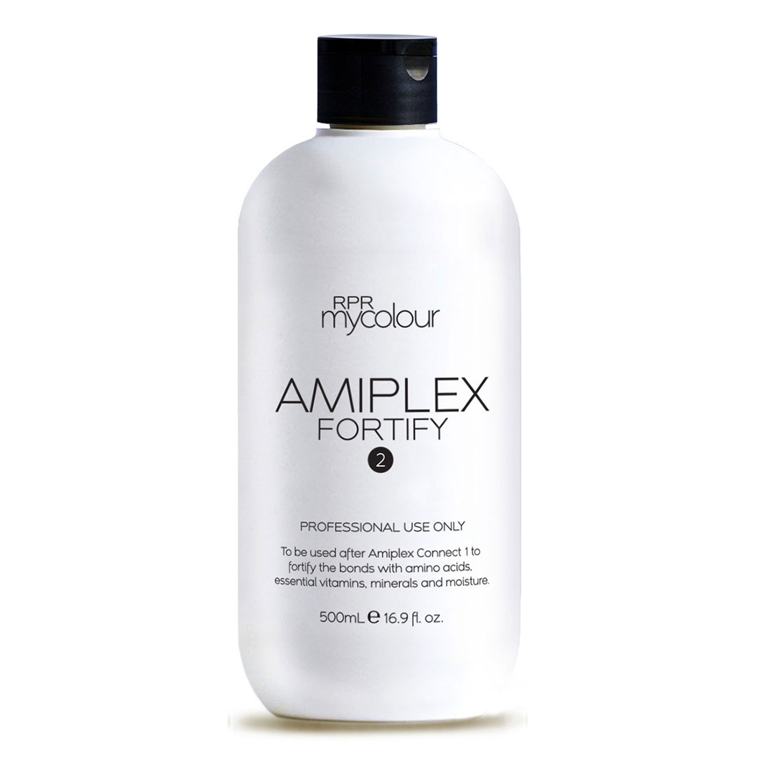 rpr amiplex stage 2 fortify treatment 500ml for hairdressers