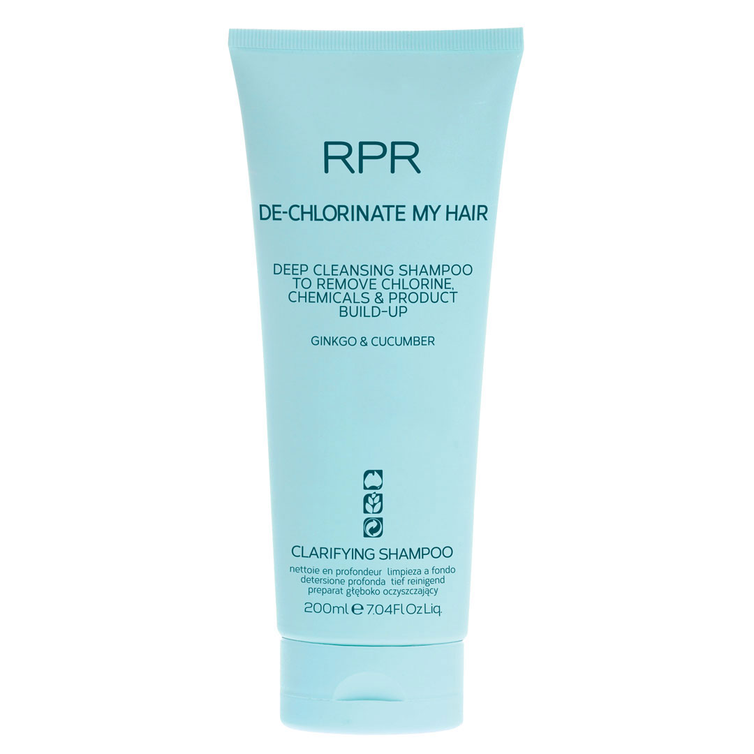 rpr dechlorinate my hair shampoo 200ml