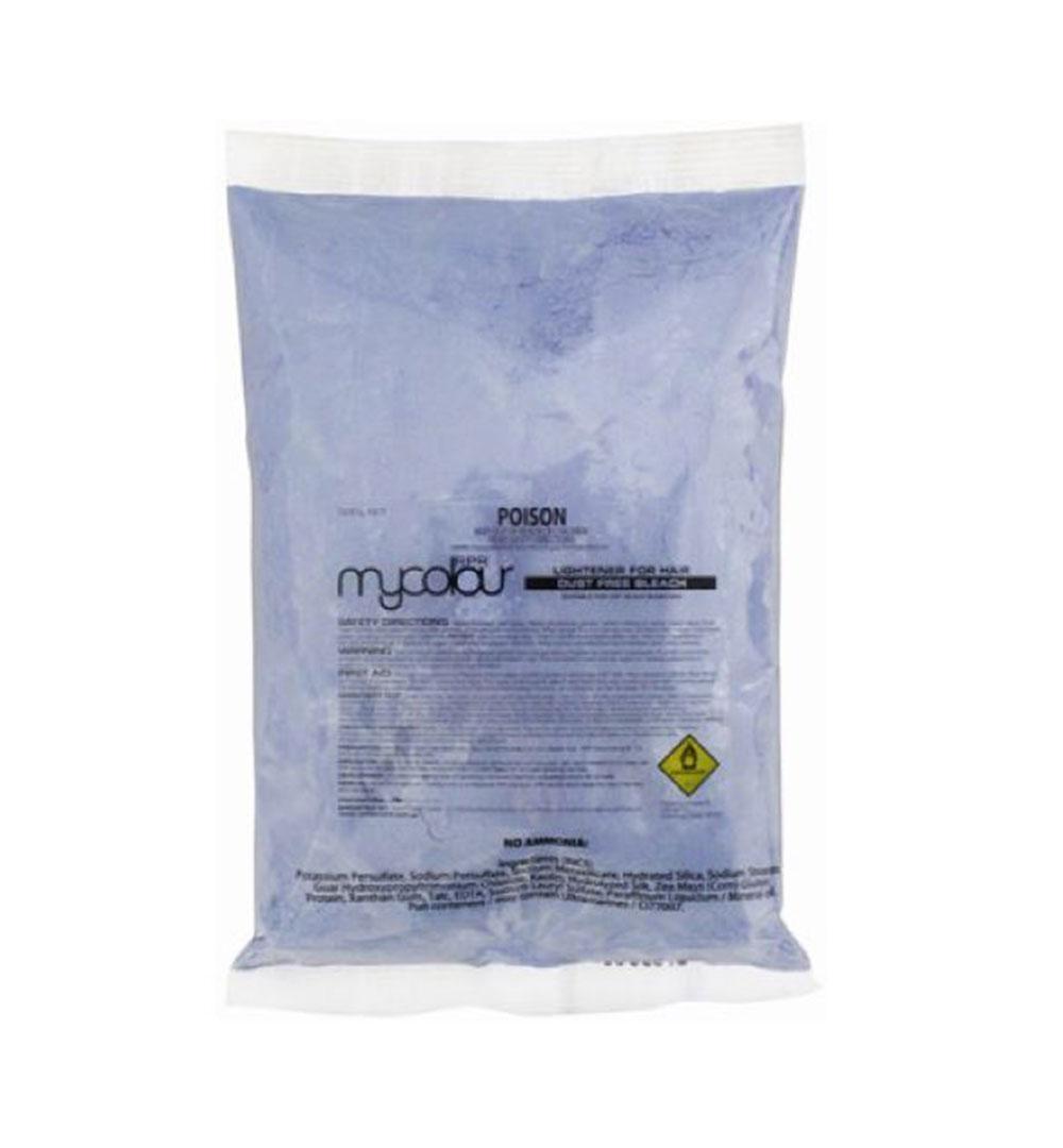 rpr dust free blue bleach 500g