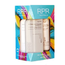 rpr extend my colour quad pack with a shampoo conditioner and treatment