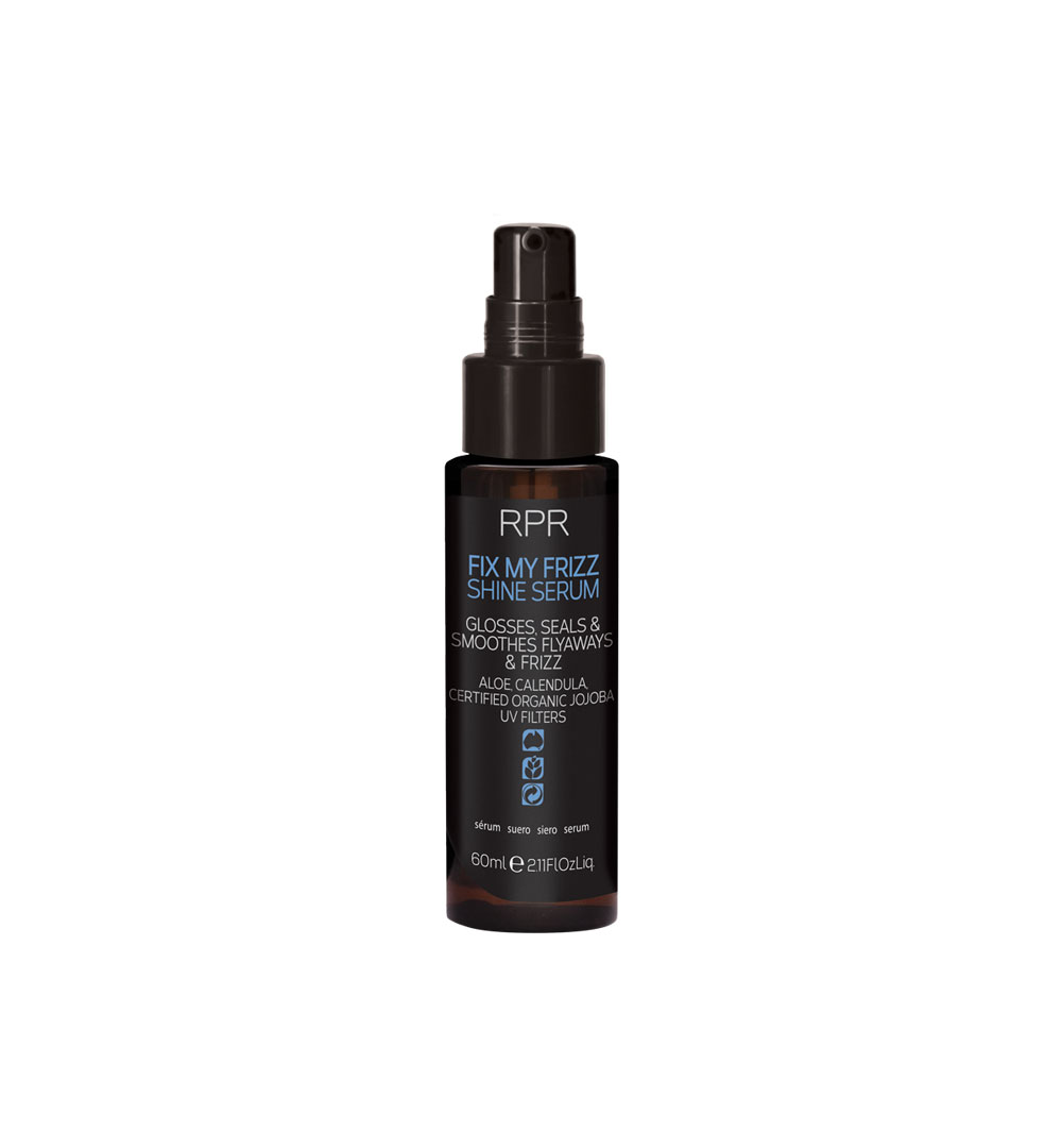 rpr fix my frizz serum 60ml styling treatment