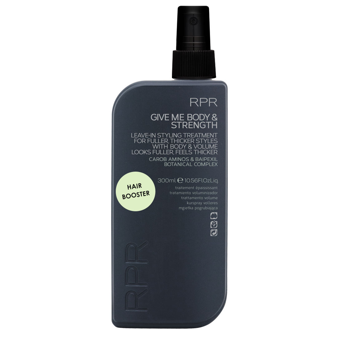 rpr give me body and strength hair growth mist 300ml