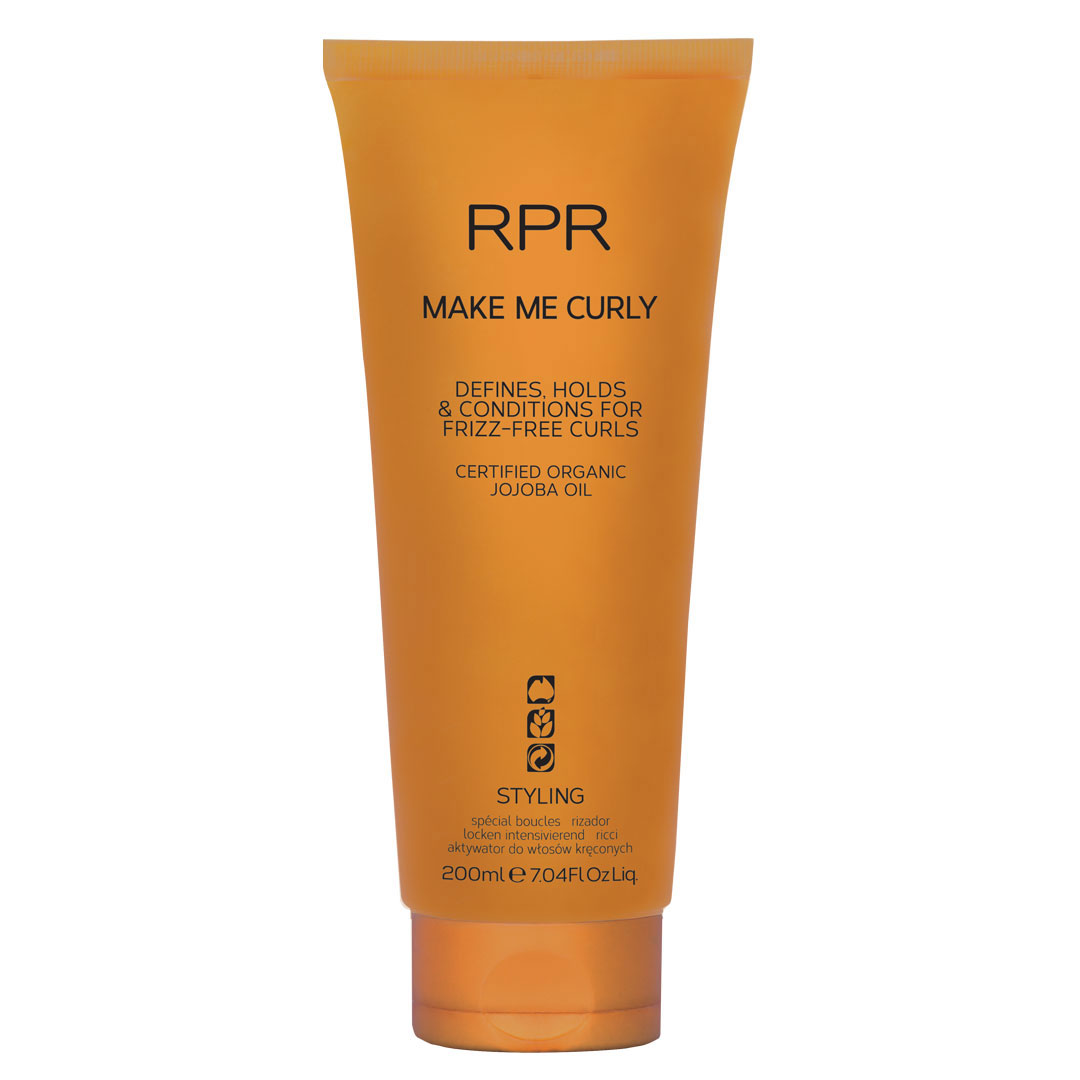 rpr make me curly 200g hair cream