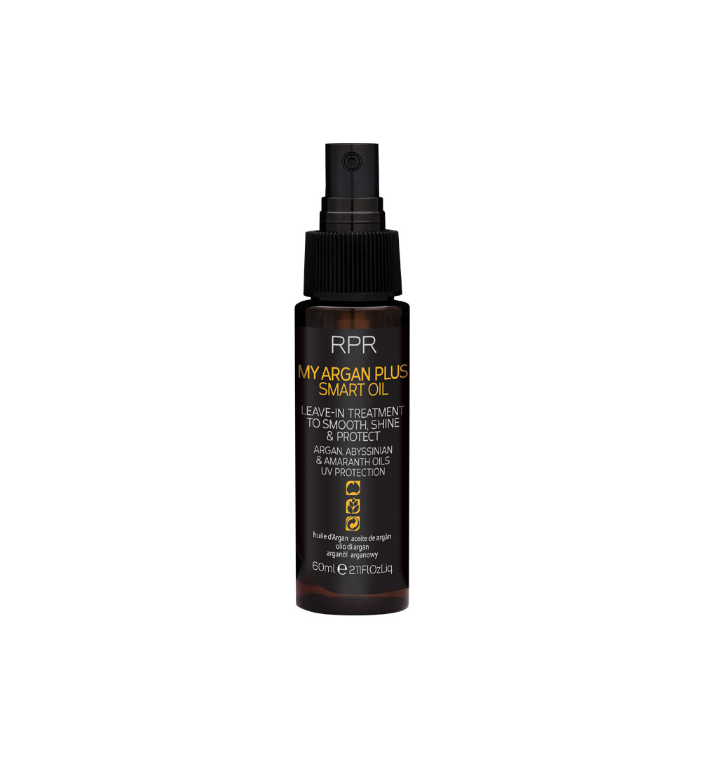 rpr my argan smart oil 60ml hair treatment