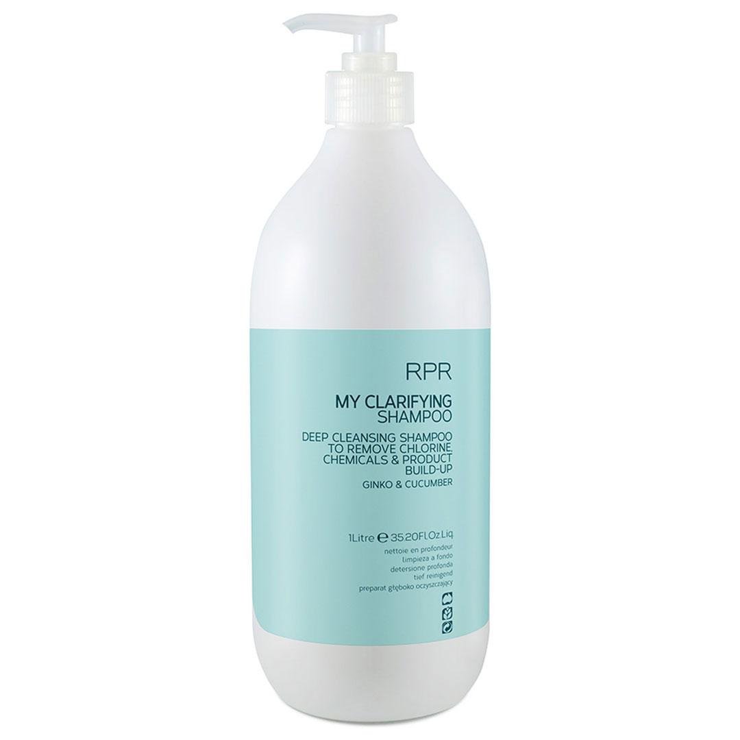 rpr my clarifying shampoo 1 litre