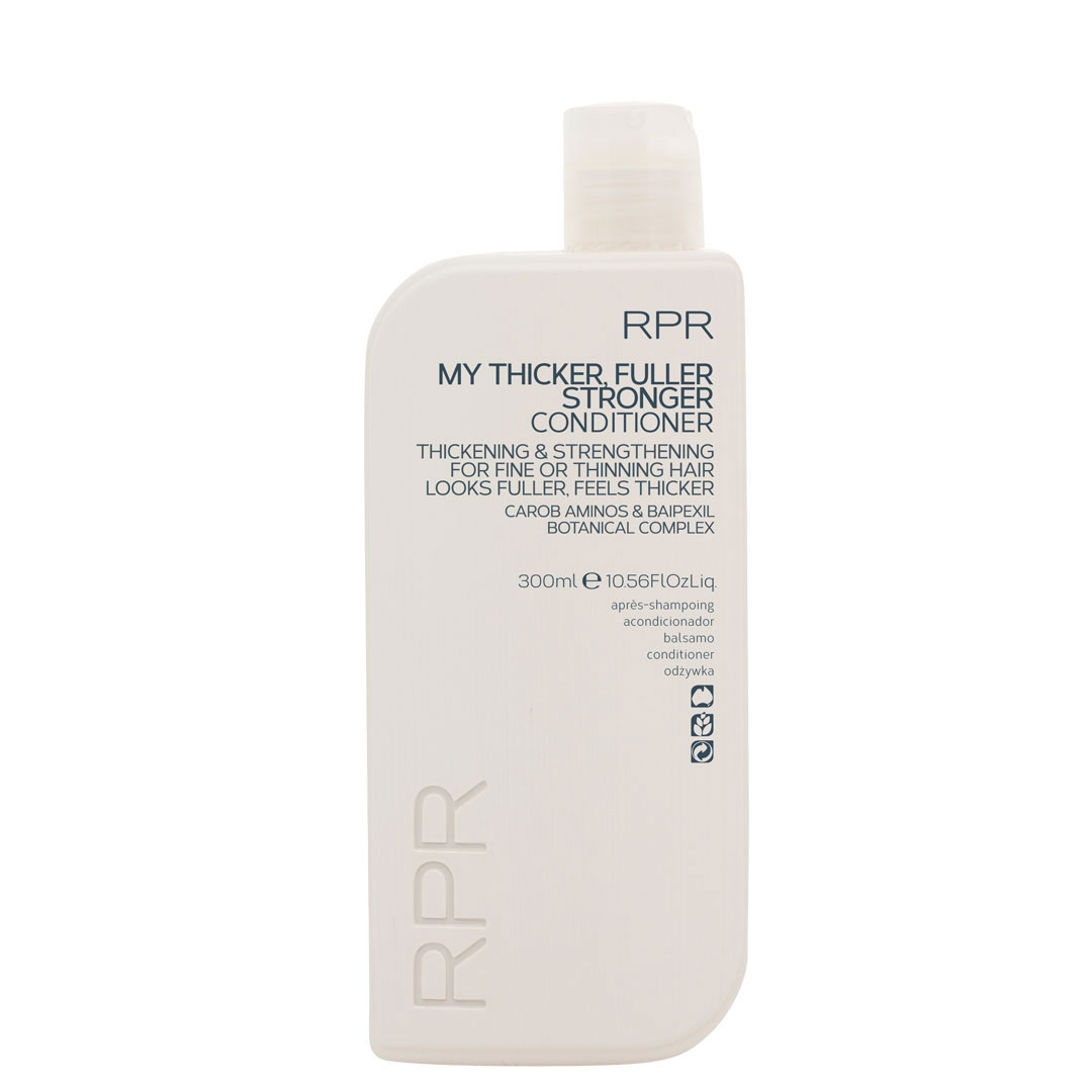 rpr my thicker fuller stronger conditioner 300ml
