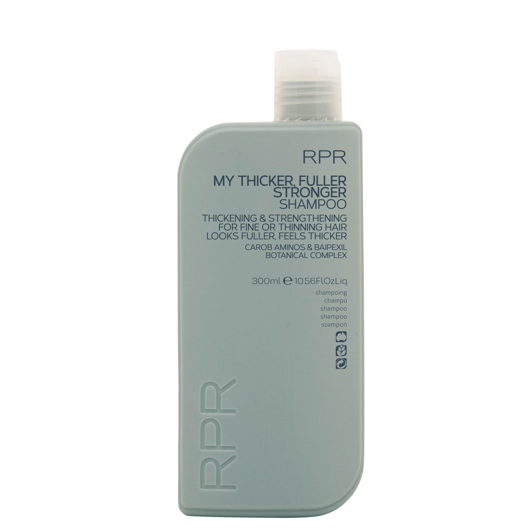 rpr my thicker fuller stronger shampoo 300ml
