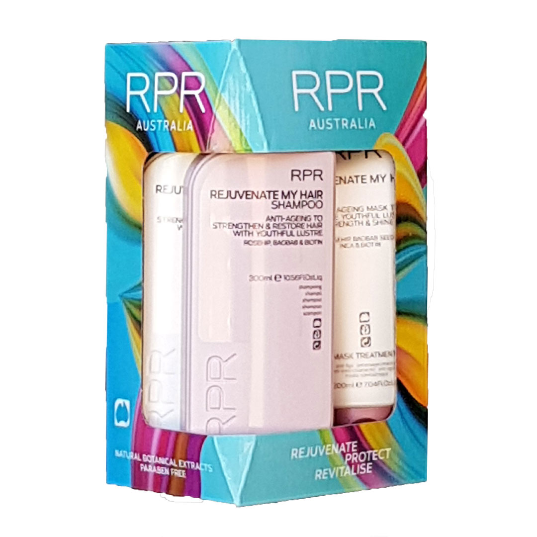rpr rejuvenate my hair quad pack