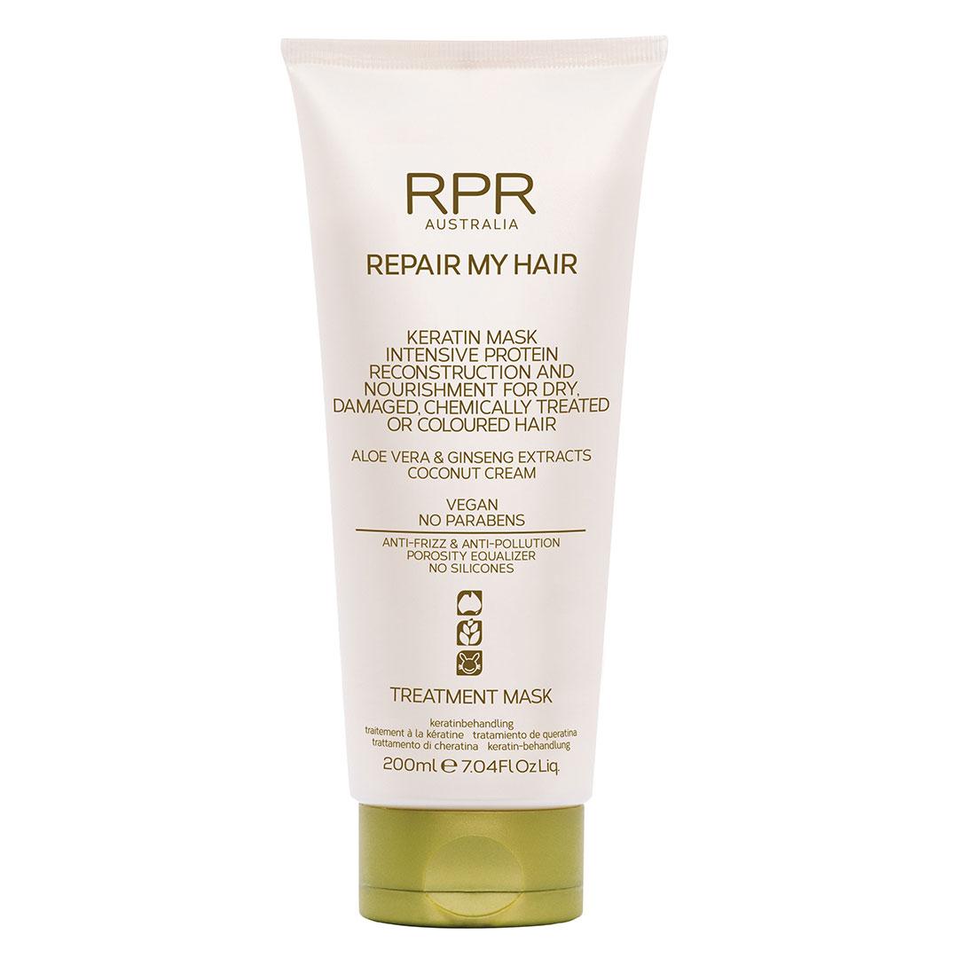 Repair My Hair Keratin Treatment 200ml Rpr Hair Care
