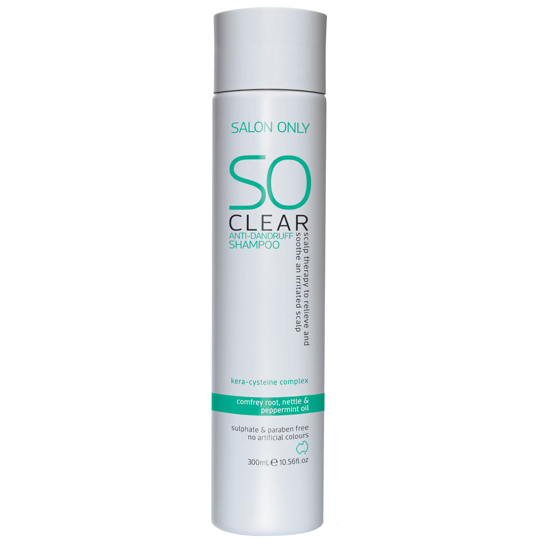 salon only so clear anti dandruff shampoo 300ml