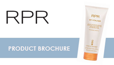 rpr product range information brochure