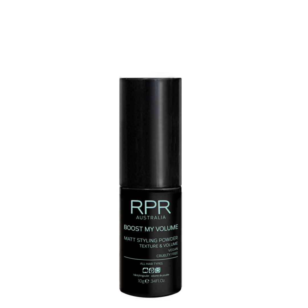 rpr boost my volume power for extra texture and volume