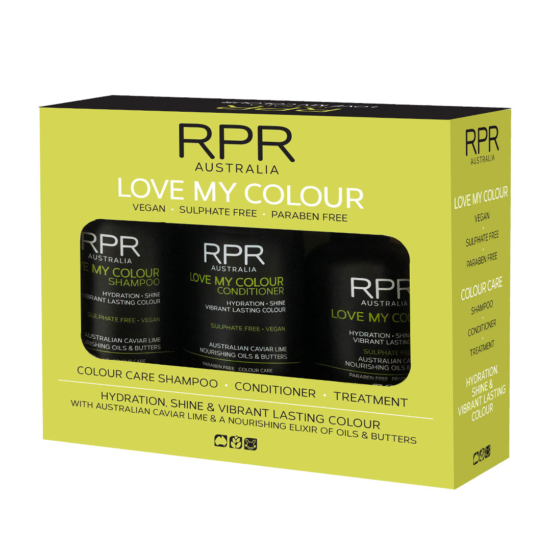 rpr love my colour trio box 7083