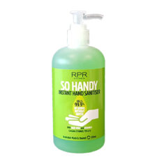 rpr so handy 375ml hand sanitiser